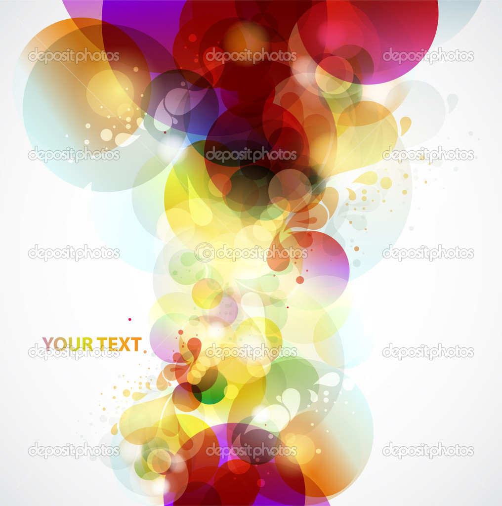 Abstract vector background  Imagen vectorial #4138741
