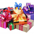Stock Photo: Gifts for Christmas and new year