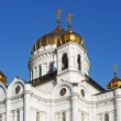 Dome of the Cathedral of Christ the Savior — Stock Photo #4162661