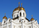 Kuppel der kathedrale von christ der retter — Stockfoto