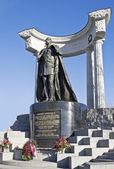 Monumento all'imperatore alessandro ii — Foto Stock