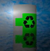 Nuove tecnologie di riciclaggio morbido — Foto Stock