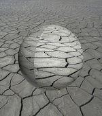 Agente del calentamiento global — Foto de Stock