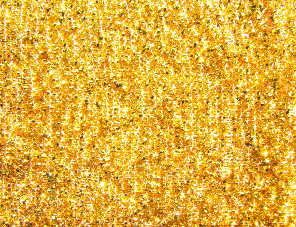Golden abstract background close up — Stock Photo #5355522