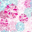 Floral seamless pattern -  