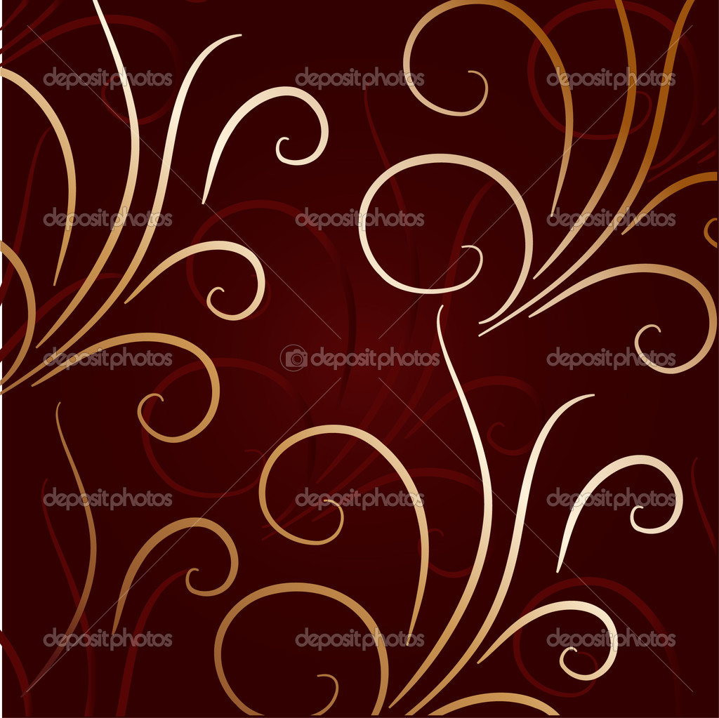 Luxury floral background  — Stock Vector #4085030