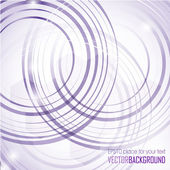 Futuristic violet background — Stock Vector