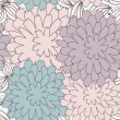 Abstract flower pattern — Stock Photo
