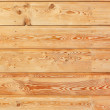 Warm-tinted wooden panel — Stock Photo