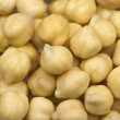 Chickpeas or garbanzo beans - Photo