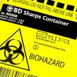 Sharps — Stock Photo #5346301