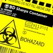 Stock Photo: Sharps