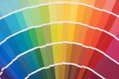 Renk kılavuzu için seçme — Stok fotoğraf