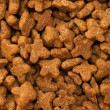 Stock Photo: Cat food background