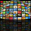 Television production technology concept — Stockfoto