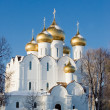 The old church of the city of Yaroslavl in winter — Stock Photo