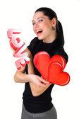 Valentine concept — Stock Photo