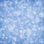 Abstract hiver fond Noël abstrait bokeh — Photo #4493159