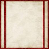 Cartão para convite ou felicitações no fundo abstrato — Foto Stock