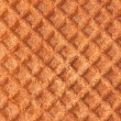 Waffle background — Stockfoto
