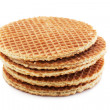 Waffles — Stock Photo #3944622