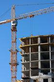 Construction site — Стоковое фото