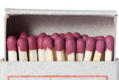 Matches in a box — Stock Photo