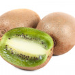 Stock Photo: Kiwi fruits