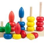 Developmental toy — Stock Photo