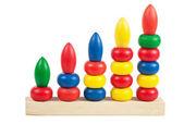 Utvecklande leksak — Stockfoto