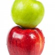 Two apples — Stock Photo #5326459