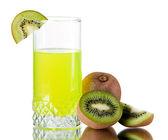Färsk kiwi juice — Stockfoto