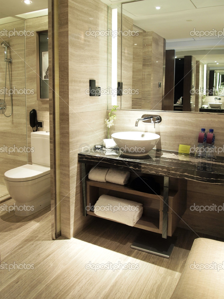 Toilet In Luxury Hotel Room Stock Photo 169 Ivylingpy 4775721