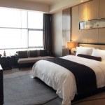 Luxurious hotel — Stock Photo