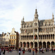 Grand Place in Brussels — Stock Photo #4173419