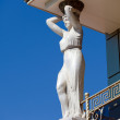Stock Photo: Caryatid