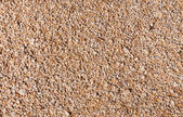 Textured background - yellow sand — Foto Stock
