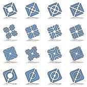 Elementen ontwerpset. — Stockvector