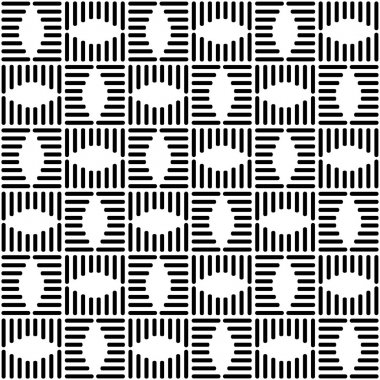 Black And White Checkered Floor Tiles With Texture. This Tiles