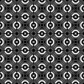Seamless checked crisscross pattern. — Vector de stock