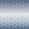 Abstract winter pattern with glacial snowflakes. — Stock Photo