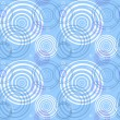 Royalty-Free Stock Vector Image: Seamless pattern with spiral elements.