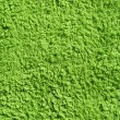 Green towel texture. - Stock Photo