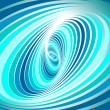 Spiral whirl movement. Abstract background. — Stock Vector