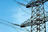 Energii elektrycznej — Zdjęcie stockowe