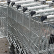Shopping carts — Stock Photo #4050338