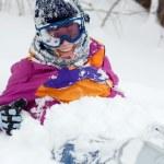 Skier — Stock Photo #4051111