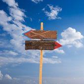 Signpost — Photo