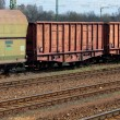 Freight Train — Stock Photo #4114035