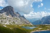 Dolomites — Foto Stock